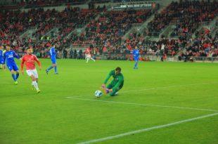 דרום אדום. באר שבע ניצחה את אשדוד במשחק עם אדומים
