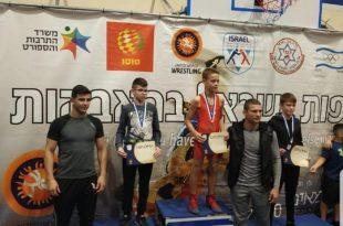 שישה מתאבקים מאשדוד ראשונים באליפות ישראל למרכזי מצוינות