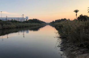 מינהל רשות המים אישר לקרית גת ולבאר טוביה להזרים מי קולחין לנחל לכיש