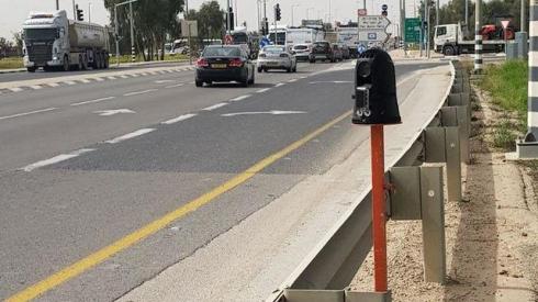 שימו לב: המצלמות הניידות של המשטרה הגיעו לאשדוד