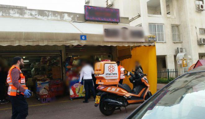 אירוע דקירות באשדוד: גבר כבן 30 נפצע ופונה לבית החולים