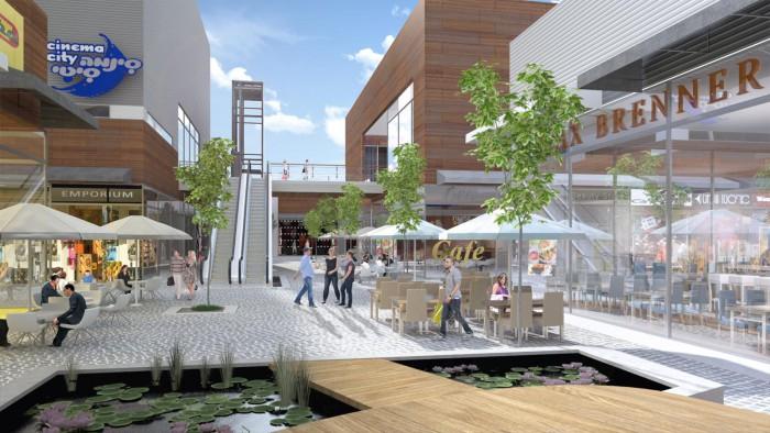 אושרה בניית הסינמה סיטי 'בביג פאשן' אשדוד