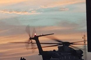 לראשונה באסותא אשדוד: מסוק פינה פצוע לטיפול בבית החולים
