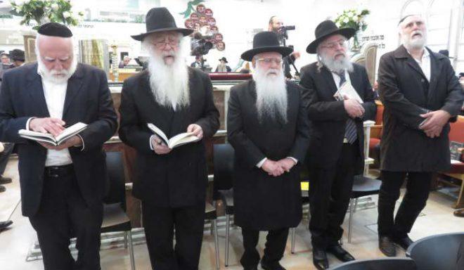 שלושים לפטירתה של הרבנית הצדקת מזל טוב מדלן פינטו