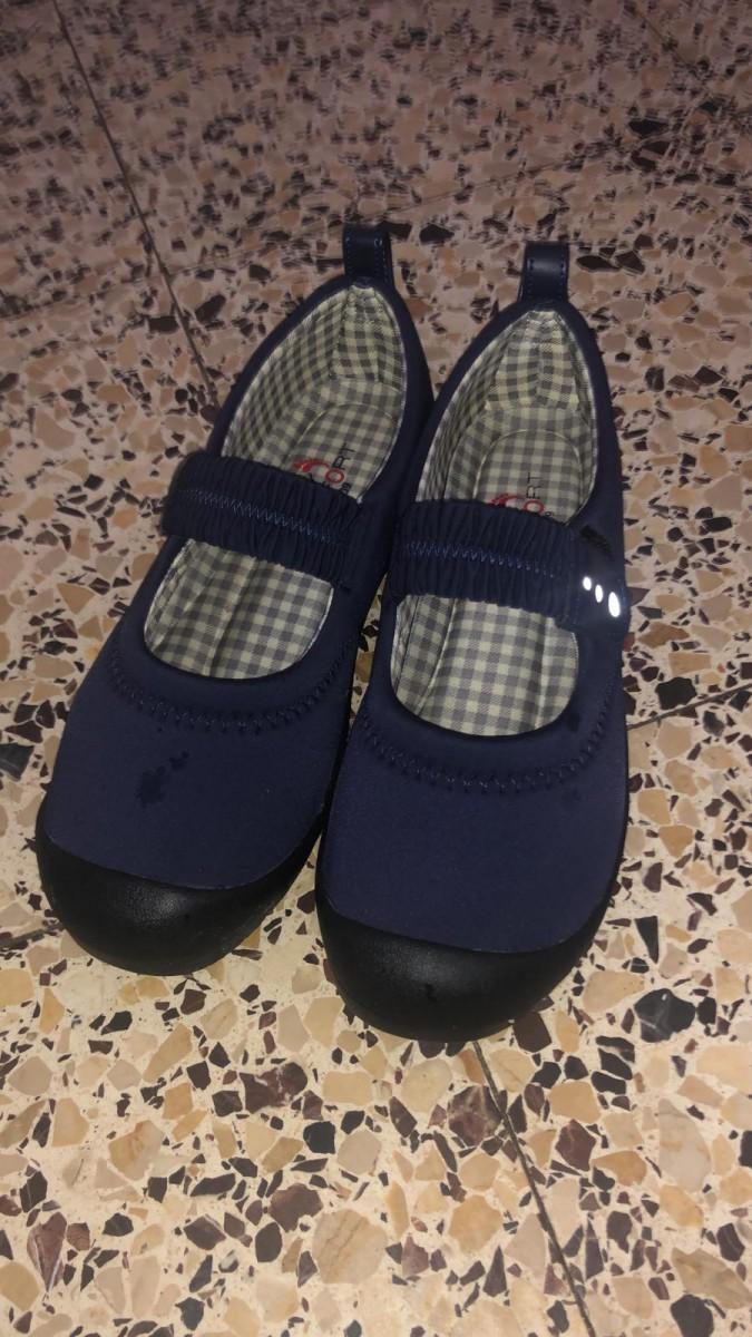 בעקבות הפרסום באשדוד אונליין: נעליים חדשות לתושבת אשדוד שנותרה בלי נעליים