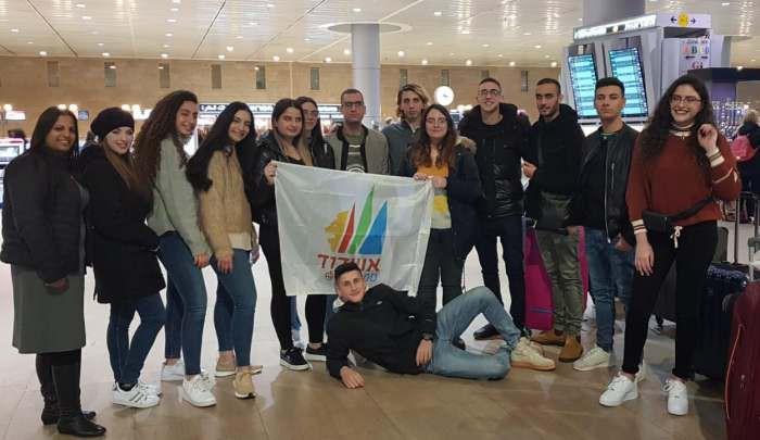 השגרירים של אשדוד ביוון