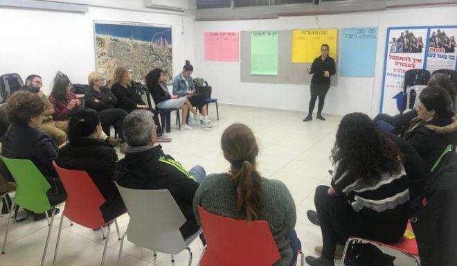 שילוב ילדי חינוך מיוחד בתנועות הנוער באשדוד