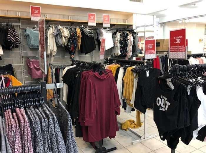 חנות עודפים הראשונה של רנואר בדרום מגיע לקניון לב אשדוד