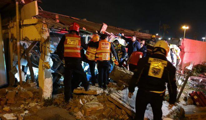 תעלומת הפיצוץ ברחוב מרטין בובר - אירוע פלילי, תאונת עבודה או מחדל בטיחותי?