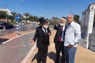 שיתוף פעולה בין המועצה הדתית באשדוד למנהלת רובע ו'-ח'