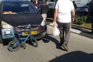 תאונת דרכים באשדוד