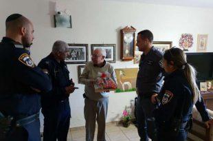 שוטרים ופקחים מאשדוד