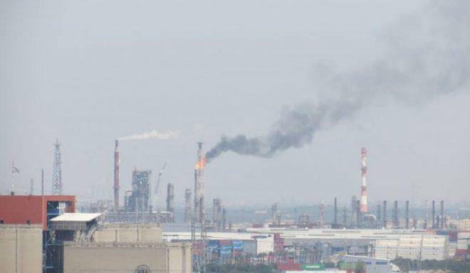 המשרד להגנת הסביבה: בית הזיקוק באשדוד פולט חומר מסרטן