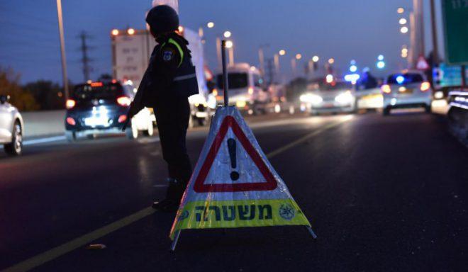 משטרה בעיר אשדוד