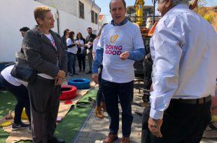 ראש העיר, יום המעשים הטובים ו-30 אלף המתנדבים