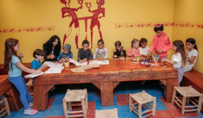 אירועי פסח במוזיאוני אשדוד