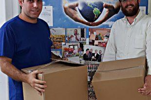 תורמים 200 שקל ודואגים שעוד משפחה תקבל סל מזון עשיר לחג הפסח