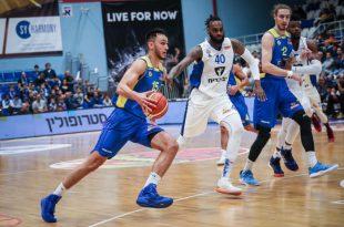 כדורסל באשדוד