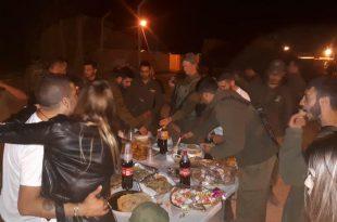 המימונה לחיילים בגבול עזה תגיע מאשדוד