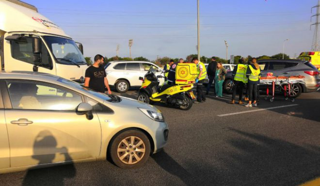 טרגדיה: רוכב אופנוע תושב אשדוד נהרג בתאונת דרכים
