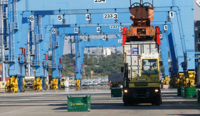 נמל אשדוד ירחיב את שעות הזכאות למענק כספי לשינוע מכולות בערב ובלילה
