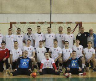קבוצת הנוער של הפועל אשדוד בכדוריד בחצי הגמר יד