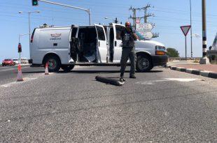 המשטרה: ההיערכות המיוחדת בגלל המצב הבטחוני, תימשך