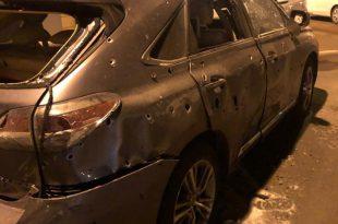 צפו: פגיעת הגראד הישירה אמש ברובע יז' באשדוד