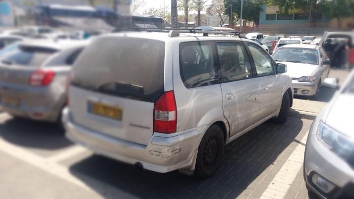 פעוט כבן שנתיים נשכח ברכב באזור התעשייה באשדוד