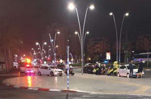 פצוע קשה באירוע דקירות בשדרות מנחם בגין