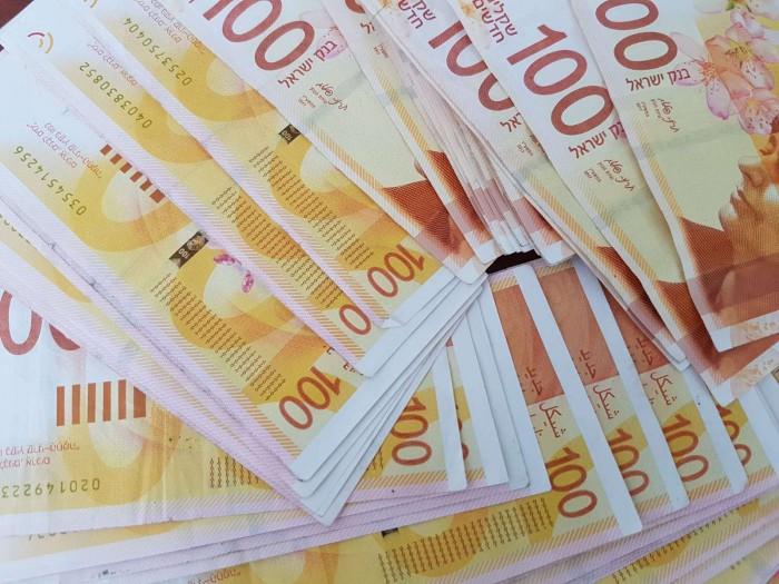 כסף, שטרות