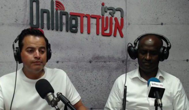 """מחאת האתיופים: ראיון מיוחד עם עו""""ד ציון אמיר"""