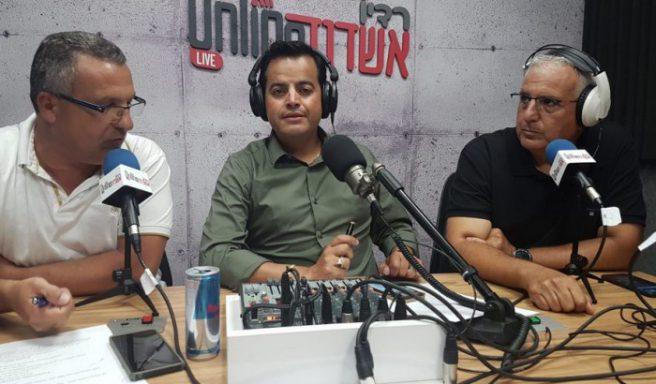 בחירות 2019: פאנל בחירות ראשון ברדיו אשדוד אונליין