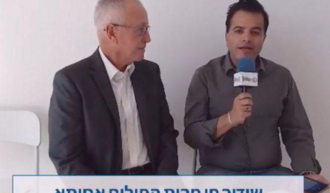ראיון מיוחד עם רופאי בית החולים אסותא אשדוד